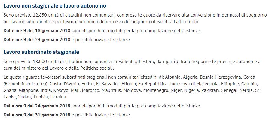 Beautiful Contratto Di Soggiorno Per Lavoro Pictures - Idee ...