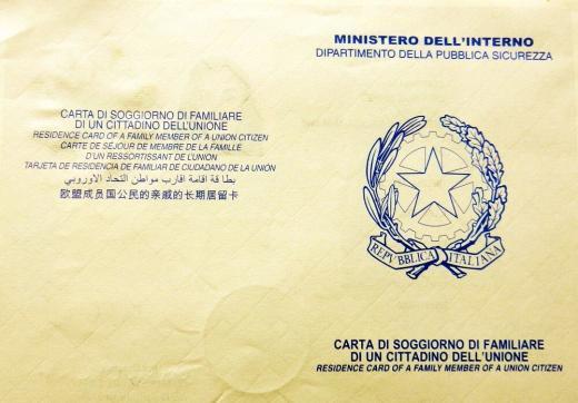permesso soggiorno – studio legale Imperia Sanremo , avvocato Angelo ...